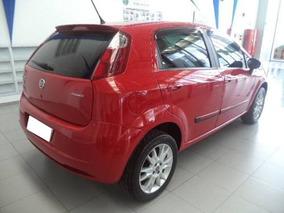 Fiat Punto Essence 1.6 16v Flex Vermelho