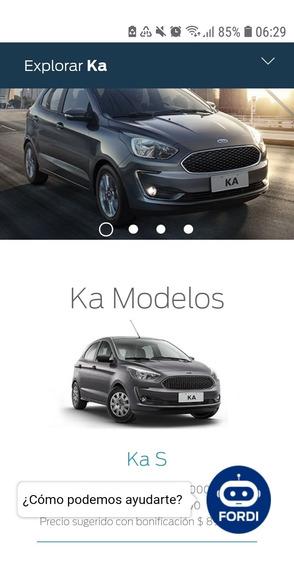 Ford Ka 1.5 S 5 P 2020