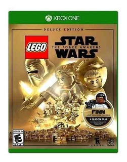 Lego Star Wars: The Force Awakens Delux - Xbox One - Sniper