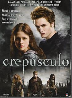 Crepusculo Dvd Edicion Doble + Fotos + Posters + Regla