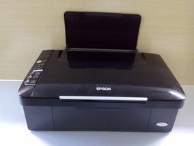 Impressora Epson Stylus Tx105 Com Defeito **liga**