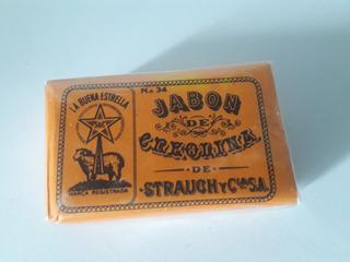 Antiguo Jabon De Creolina La Buena Estrella