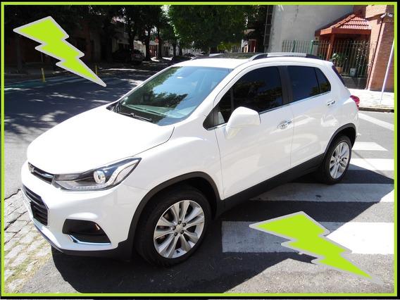 Chevrolet Tracker 1.8 Ltz Plus 4wd At - 2018 - Singa -