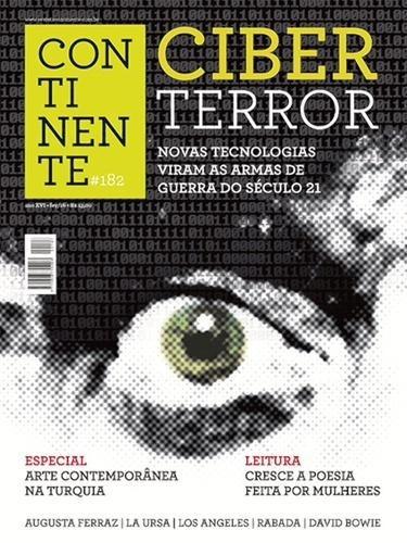 Continente - Nº182 - Ciber Terror