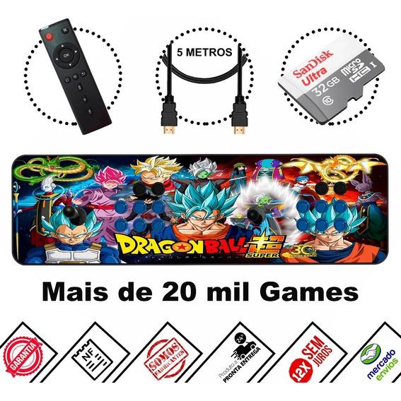 Arcade Fliperama Portátil Controle Duplo - Imperdível !