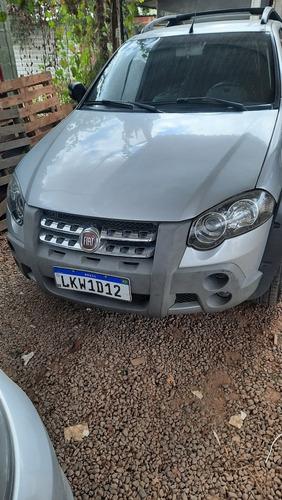 Imagem 1 de 5 de Fiat Strada 2009 1.8 Adventure Locker Ce Flex 2p