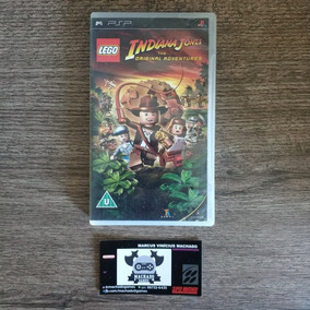 Indiana Jones The Original Adventure Para Psp