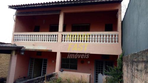 Casa Com 2 Dormitórios À Venda, 216 M² Por R$ 365.000,00 - Gopoúva - Guarulhos/sp - Ca0489