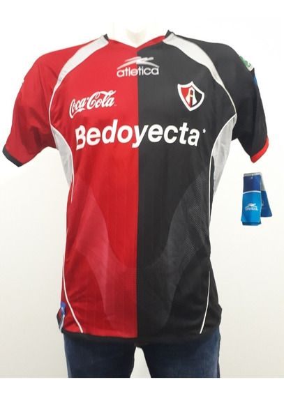 Jersey Atletica Club Atlas Local Nueva Original De Epoca