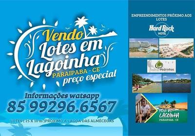 Lotes Em Lagoinha Paraipaba