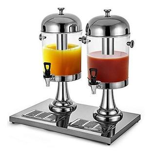 Dispensador De Bebidas Frías Jugos Orangea 8l X Tanque