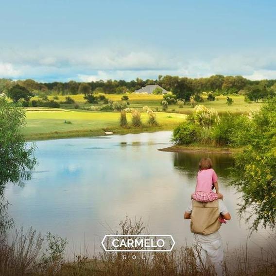 Lote En Venta En Carmelo Golf Sector Agua