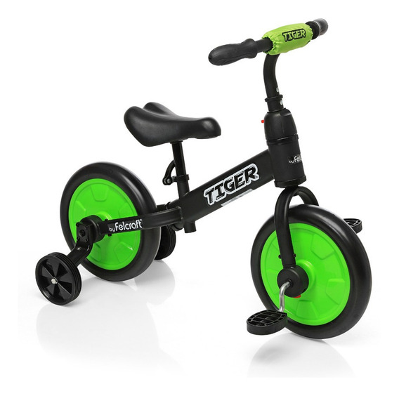 Bicicleta Camicleta Balanceo Triciclo R12 Reforzado Rueditas