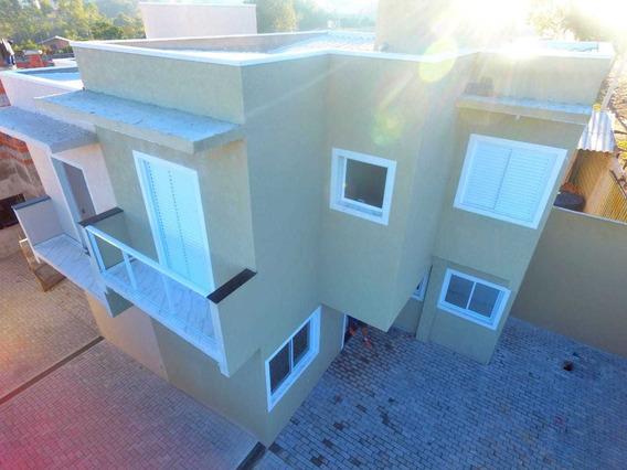 Sobrados Em Condomínio Nova Trieste Em Jarinu Cod.241