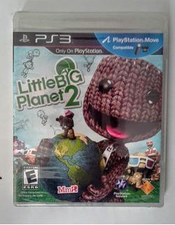 Little Big Planet 2 - Juego Ps3 - Nuevo Y Sellado