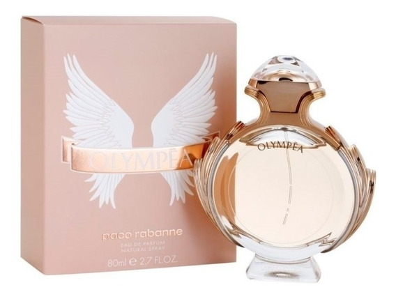 Perfume Paco Rabanne Olympea 80ml Para Mujer