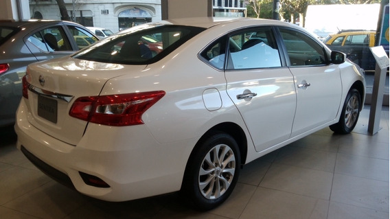 Nissan Sentra Advance 2020 0km Full Manual Entrega Inmediata