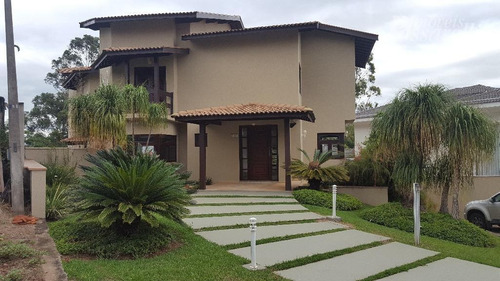 Casa Com 5 Dormitórios À Venda, 640 M² Por R$ 1.900.000,00 - Condomínio Marambaia - Vinhedo/sp - Ca1968