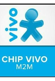 Chip M2m + Plataforma De Rastreamento Apenas R$20,00