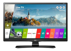 Smart Tv Led 24 Hd Com Wi-fi, Usb, 2 Hdmi, Função Monitor