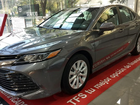 Toyota Camry 2.5 Le At Certificado