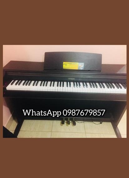 Piano Celviano Con Mueble Y Pedales