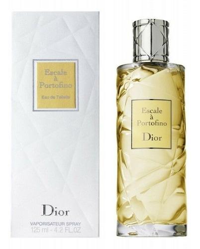 Christian Dior Escale A Portofino For Women Edt Spray 4.2...