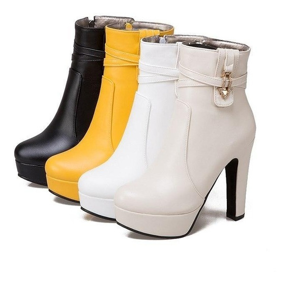 Ankle Boot Feminina Wetkiss 36785 Importado