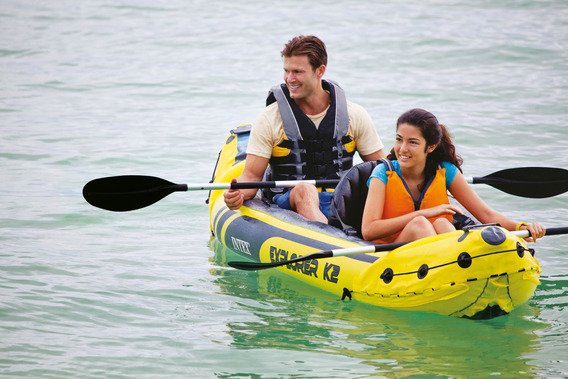 Kayak Explorer K2 Intex