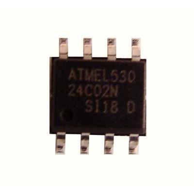 St 24c02 Atmel 24c02, Fairchild 24c02, - Componente Para Mód