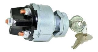 Chave Ignição Partida Universal 12v ( Adaptações )