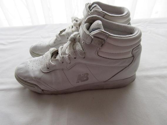Zapatillas- Botitas De Cuero Ecológico, Para Nena O Mujer!!,