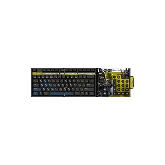 Ideazon Counter-strike Keyset For Zboard Gaming Keyboard (i