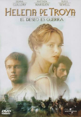 Helena De Troya Sienna Ghillory Pelicula Dvd