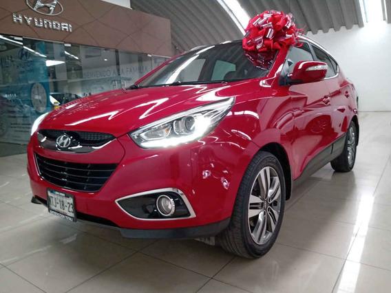 Hyundai Ix 35 2015 5p Limited L4/2.0 Aut