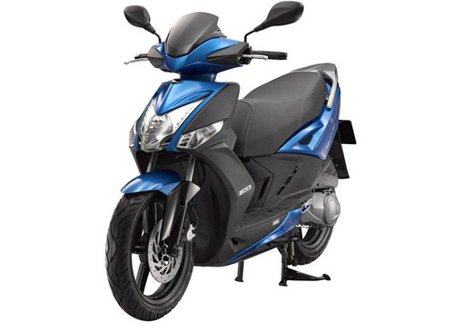 Kymco Agility 200 Inyeccion Sabemos De Scooters