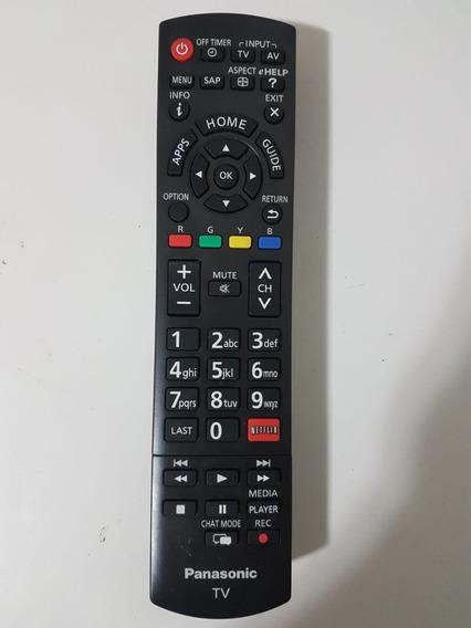 Controle Remoto Tv Smart Panasonic Original Novo Tc32as600b