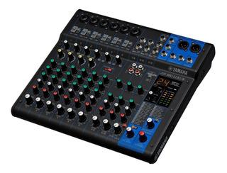 Consola Mixer Yamaha Mg12xuk Analog De 12 Canales - Palermo