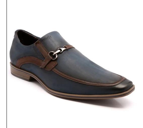 Sapato Ferracini Couro Fosco Esportivo