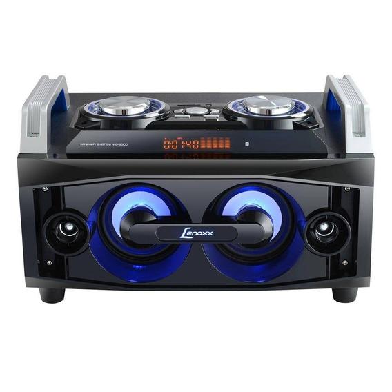 Caixa De Som Portátil Lenoxx Ms8300 120w Rms Bluetooth Kara