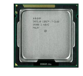 Processador 1155 Intel Core I7 2600 3.4ghz Oem 2° Geração