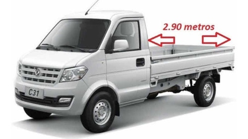 Dfsk C31 2021 1.5 Pick Up Dir Aa 2abag Abs  0km