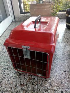 Canil De Transporte Para Perros Y Gatos