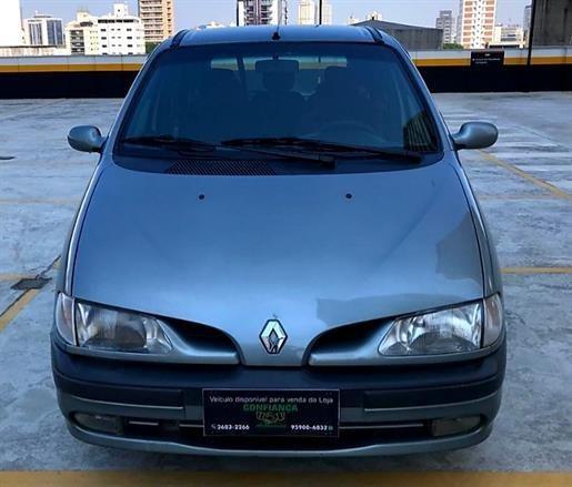 Renault Scenic Rxe 2.0 Câmbio Manual