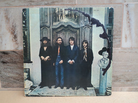 The Beatles-1970-hey Jude-apple-lp Vinil