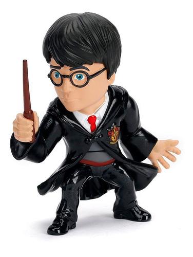 Boneco Metalfigs Harry Potter 10cm- Metals Die Cast Original