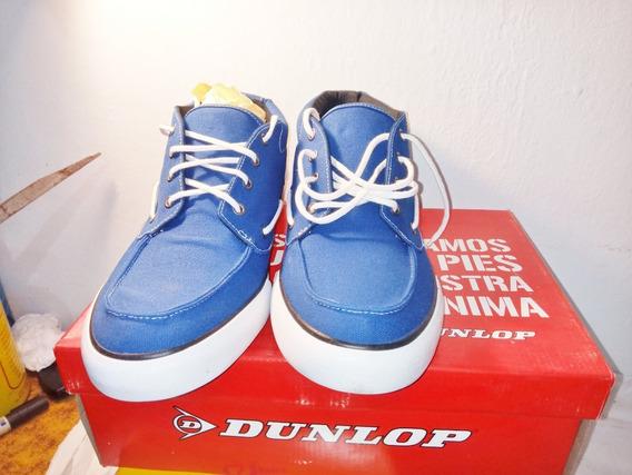 Zapatillas Dunlop Nautic Mid Nuevas Originales Talle 42