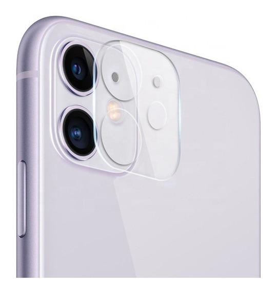 Mica Camara iPhone 11 11 Pro 11 Pro Max Cristal Templado Au