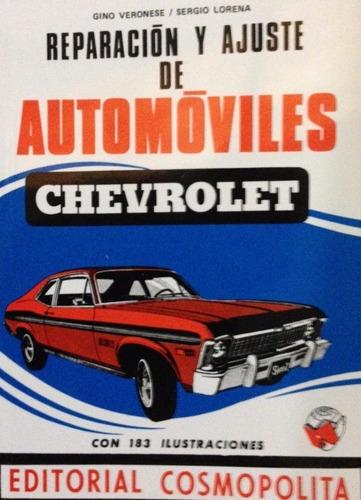 Chevrolet Motor 230 250 Manual Taller Gino Veronese Español