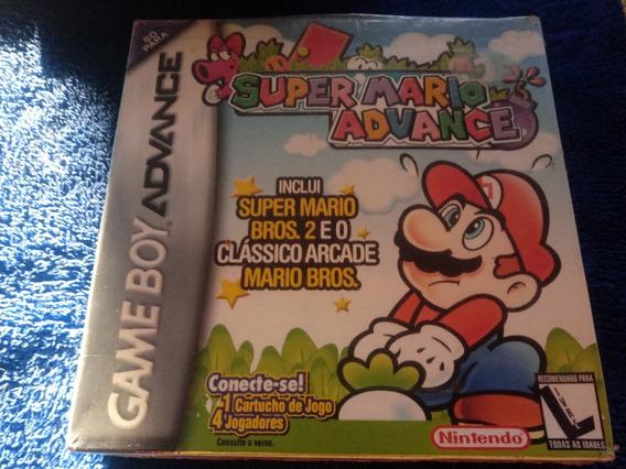Super Mario Advance P/ Gameboy Advance!!